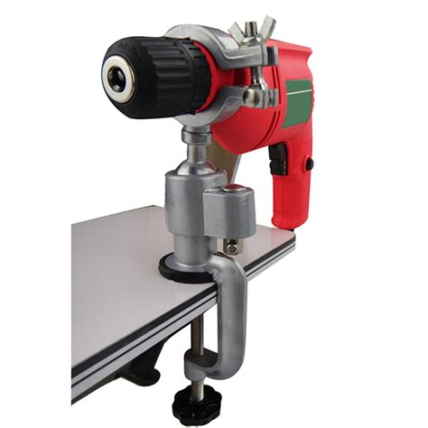 bench vise stand cl on grinder holder bench vise for electric drill