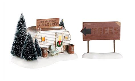 dept 56 christmas vacation village department 56 vacation snow the griswold family buys a tree 4054985