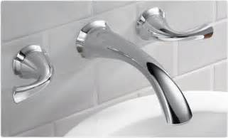 wall mount bathtub faucet delta twohandle chrome