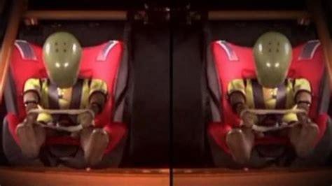 seitenaufprallschutz jetzt mit airbag kindersitze im test
