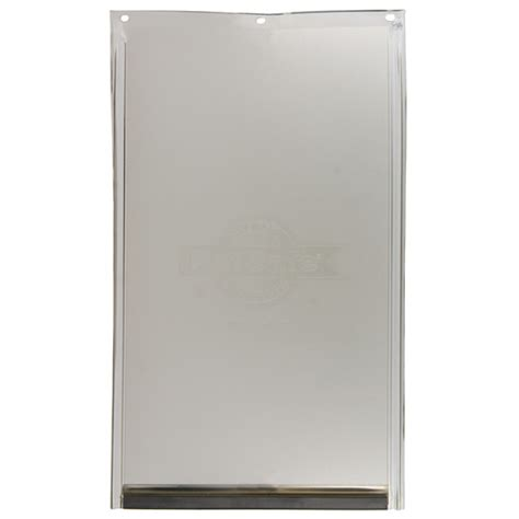freedom 174 pet door panels up to 81 quot by petsafe grp fpp81