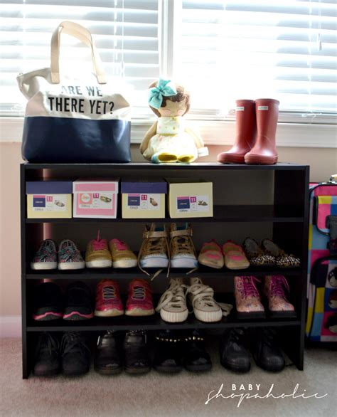 peyton s elfa closet tour baby shopaholic