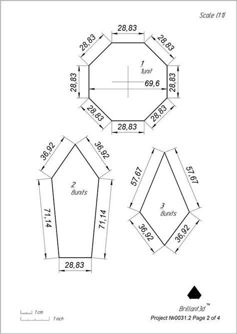 geometric terrarium  printable pattern stained