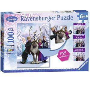 Best Terlaris Puzzle Jigsaw Frozen 100 Pcs Sni best toys and gifts for 8 year olds 2017 buzz