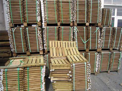 gedibois arrivage de caillebotis bois 40x40cm ep 28 mm