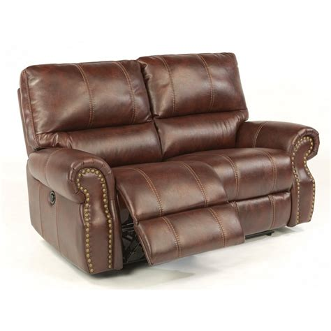flexsteel power reclining loveseat flexsteel 1672 60p carlton fabric power reclining loveseat