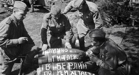 seconde dei russi ii guerra mondiale russia e germania a lavoro su sorte