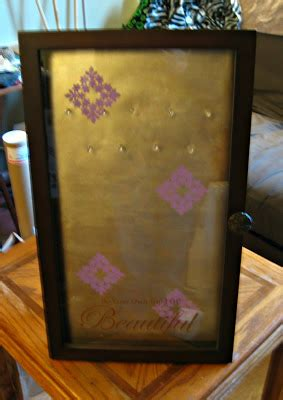 jewelry shadow boxes