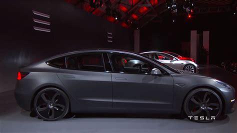 tesla model 3 design studio presentata tesla model 3 la prima auto elettrica di elon musk per il popolo macitynet it