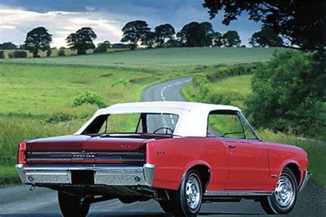 pontiac gto 1964 1964 pontiac gto convertible 137760