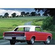 1964 PONTIAC GTO CONVERTIBLE  137760