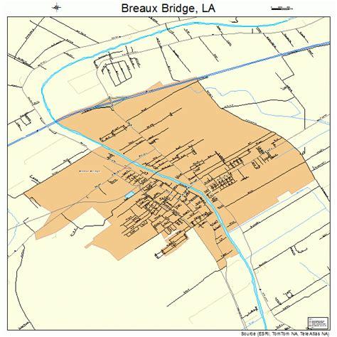 louisiana map breaux bridge breaux bridge louisiana map 2209340