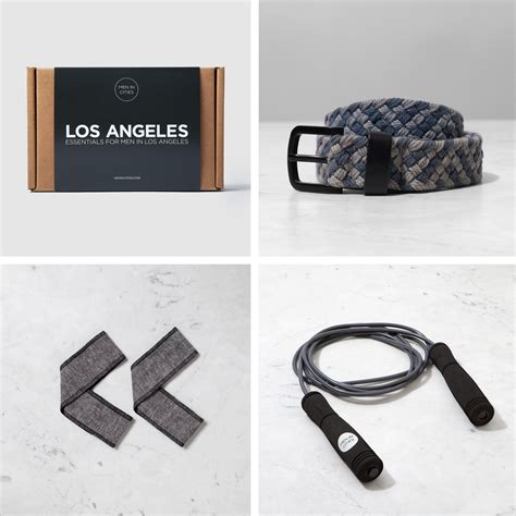 essentials for in los angeles kit in cities