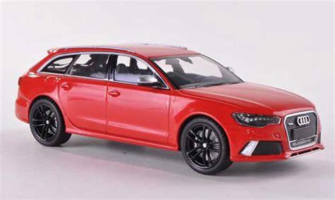 Audi Rs6 Rot audi rs6 avant rot 2012 minichs modellauto 1 43