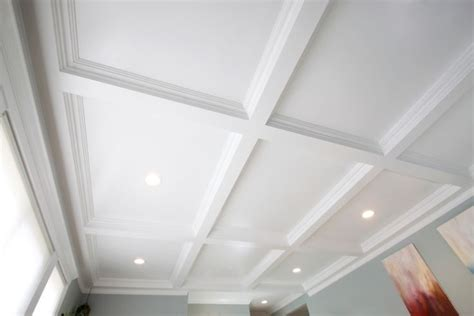 Coffered Ceiling System by Tilton Coffered Ceiling System 27 For The Home