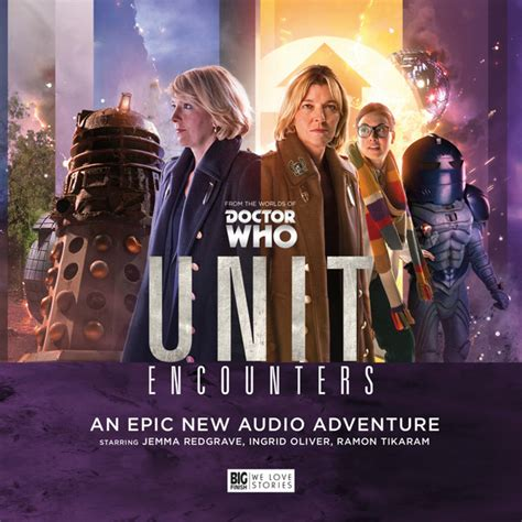 5 unit encounters unit the new series big finish
