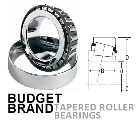 Tapered Bearing 30313 D Fbj 30313 budget brand tapered roller bearing 65x140x36mm