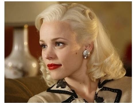 images of hairstyles for in their 50 s rachel mcadams 50s hairstyle hair pinterest easy