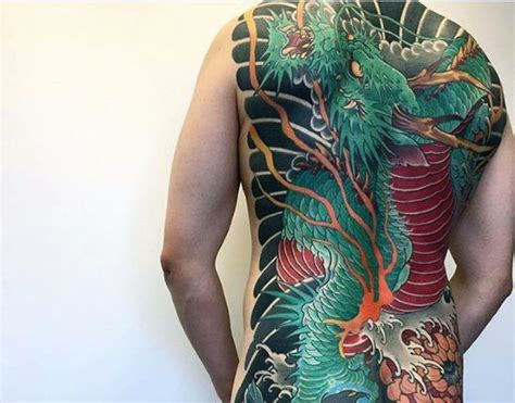 traditional japanese tattoos for men 50 japanese back designs for traditional ink