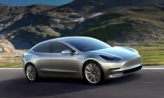 Electric Car Tesla Price Tesla Model 3 Uk Price Interior Features And Release