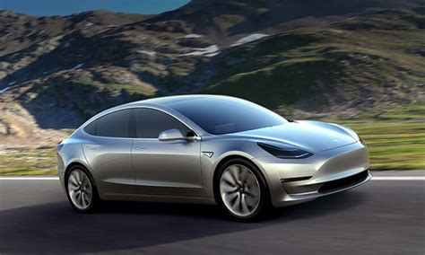 Tesla Model S Car Price Tesla Model 3 Uk Price Interior Features And Release