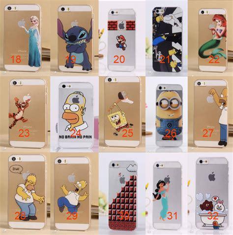 fundas para iphone 4s ebay funda carcasa transparente para iphone 4 4s 5 5s de