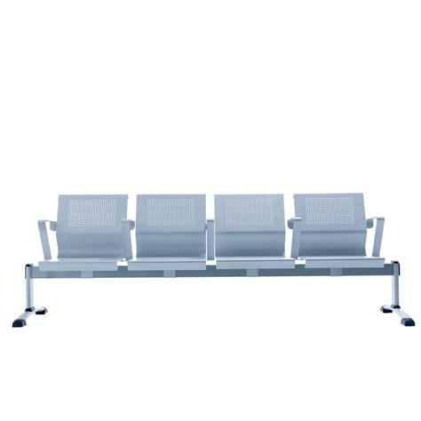 sedute per sala d attesa cluster panca per sala d attesa con sedute in metallo