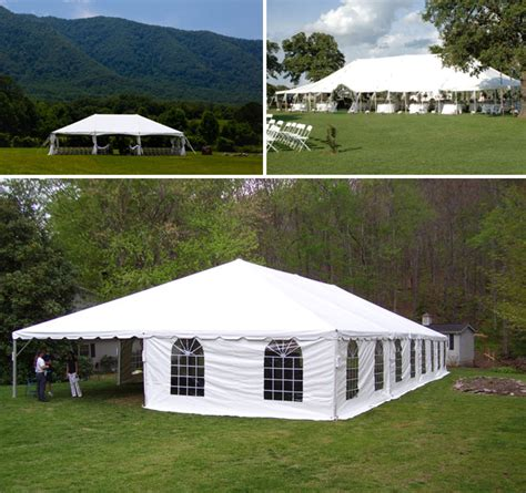 renting a tent for a wedding how to your tent for an outdoor tennessee wedding the pink