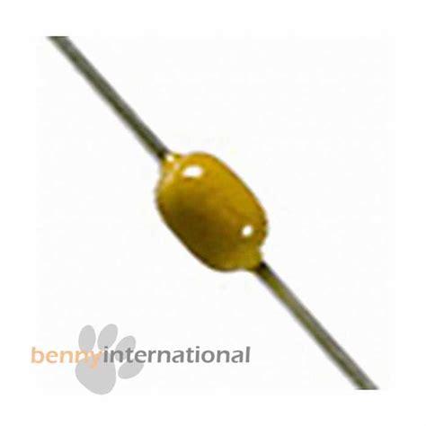 kapasitor 10nf 10nf 10000pf 50v capacitor ceramic axial x7r 100 pcs ebay