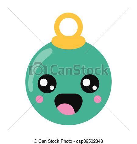 imagenes de navidad kawai kawaii pelota 225 rbol navidad icono kawaii plano