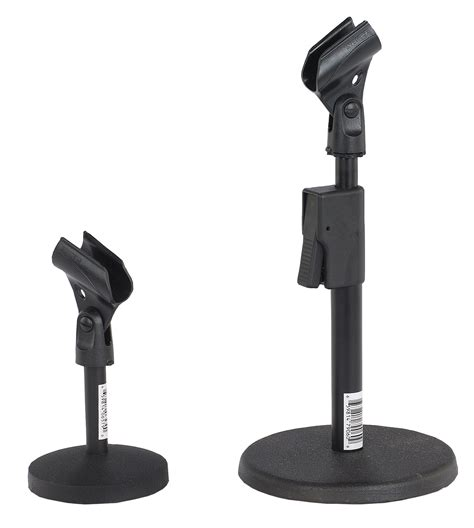 desk microphone stand