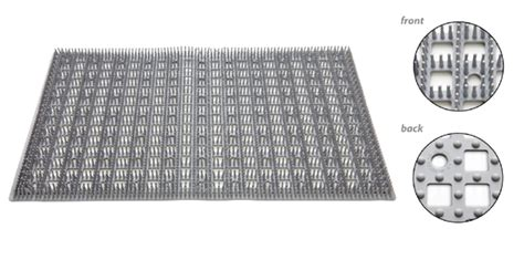 Mat Register by Vicolab 174 Silicone Mat Swiss Register No 558908 Trade
