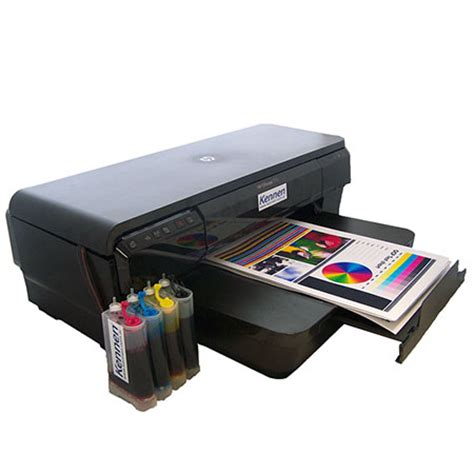Tinta Printer Hp Officejet 8600 Sistema Continuo P Hp 8100 8600 C Tinta Alemana