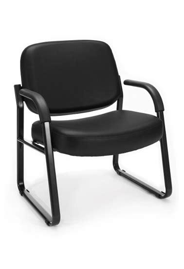 Anti Bacterial Wine Vinyl Office Task Chair W Arms by Ofm 407 Vam Big Vinyl Chair