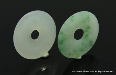Jadeite Jade treated jadeite jade