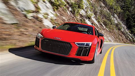 Schnellster Audi by The New R8 V10 Plus Is Audi S Fastest Production Car Ever