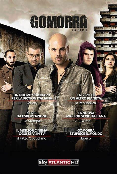 gomorra serie de tv 2014 filmaffinity