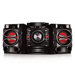gpx htb black home theater system channel