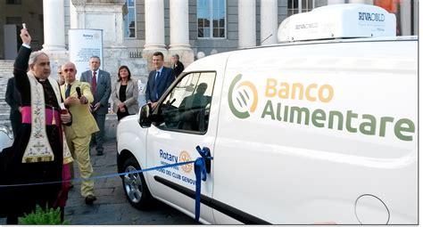 presidente banco alimentare grazie a rotary banco della liguria ha una quot marcia quot in pi 249