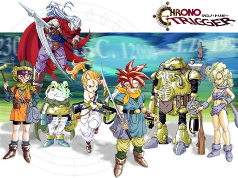chrono trigger ichiro hazama desires to create sprite based chrono