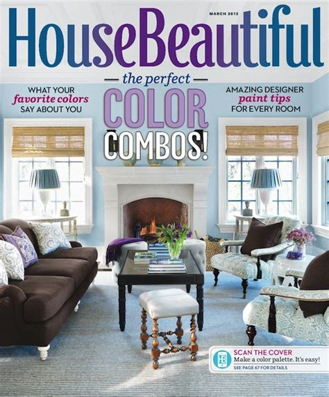 housebeautiful com house beautiful perfect color combinations in