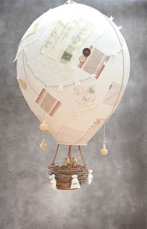 How To Make Paper Mache Balloon - allez les mouseketeers or how to make a papier