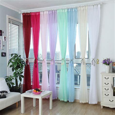 fashion terylene tulle window screening blinds sheer voile
