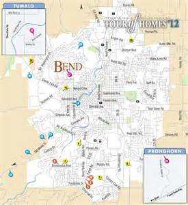 map of bend oregon pictures to pin on pinsdaddy