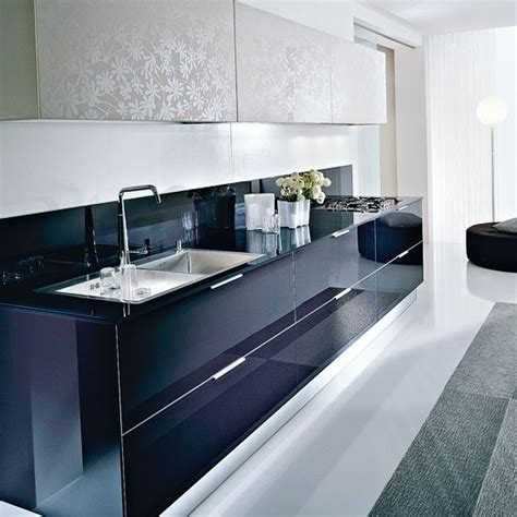 two tone modern kitchen two tone kitchen contemporary kitchen ideas