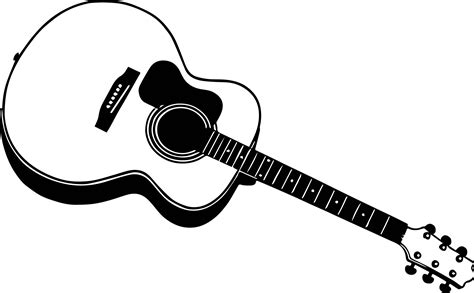 acoustic guitar coloring page acoustic guitar colouring page acoustic guitar coloring page