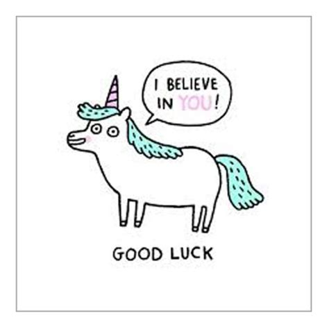 printable card good luck buy the good luck unicorn card utility design