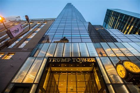 trumps home in trump tower trump s industry real estate poses hurdle to tax
