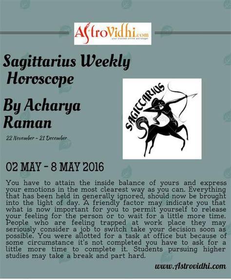 best 25 sagittarius weekly horoscope ideas on pinterest