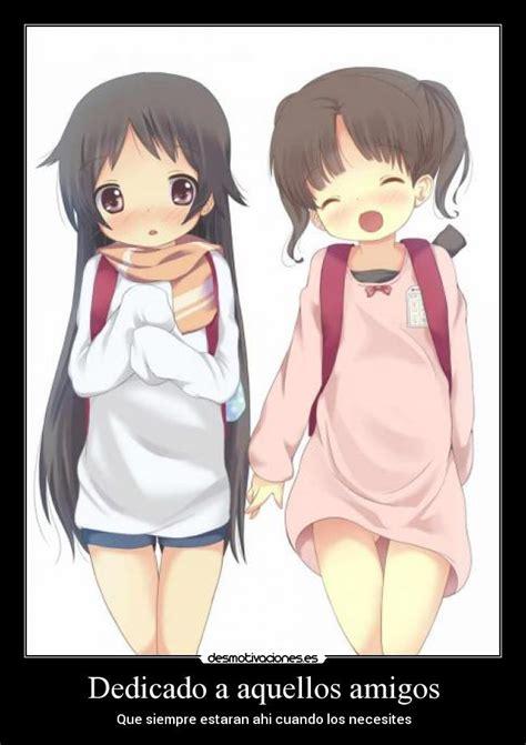 Imagenes De Anime Kawaii De Amigas | dedicado a aquellos amigos desmotivaciones